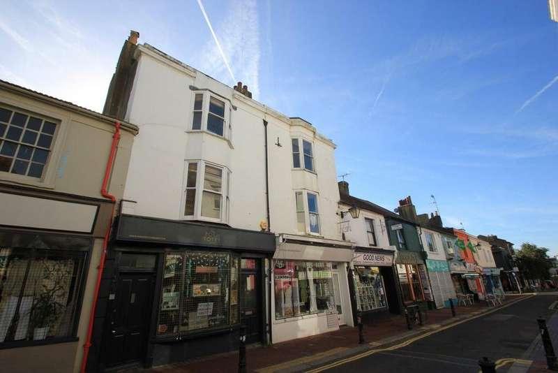 2 Bedrooms Maisonette Flat for rent in Sydney Street, Brighton