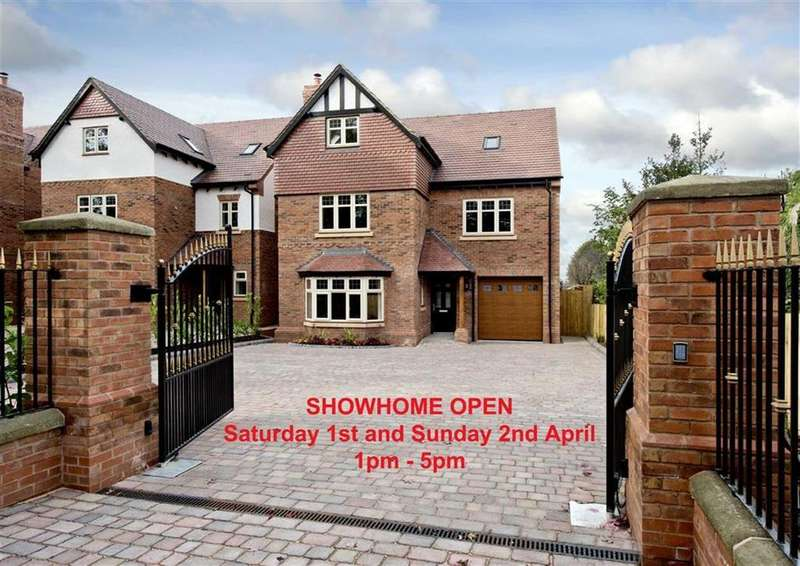 6 Bedrooms Detached House for sale in Plot 3 Lower Leys, 46, Mount Road, Tettenhall Wood, Wolverhampton, WV6