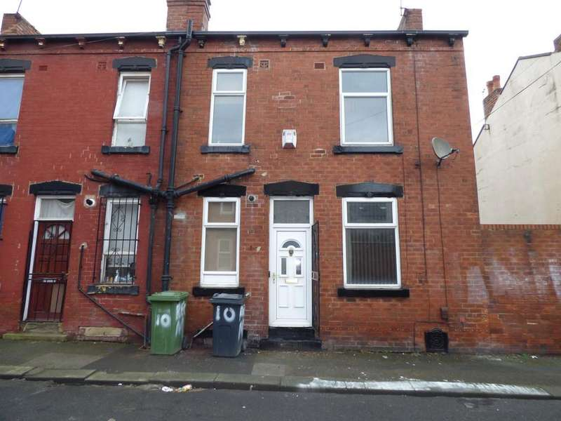 1 Bedroom End Of Terrace House for sale in Recreation Mount, Leeds