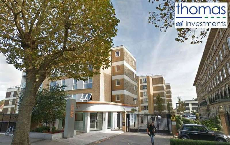 1 Bedroom Apartment Flat for sale in Napier House, London