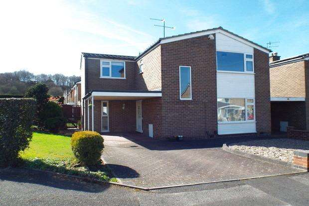 4 Bedrooms Detached House for sale in Appledore Avenue, Wollaton, Nottingham, NG8