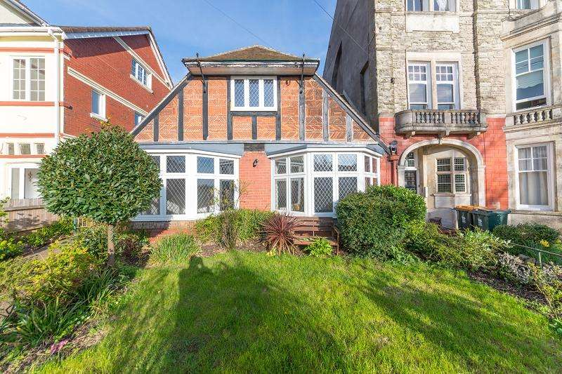 4 Bedrooms Semi Detached House for sale in Stow Park Avenue, Newport, Newport. NP20 4FL