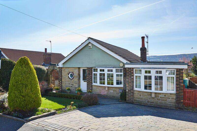 2 Bedrooms Detached Bungalow for sale in The Whartons, Otley LS21