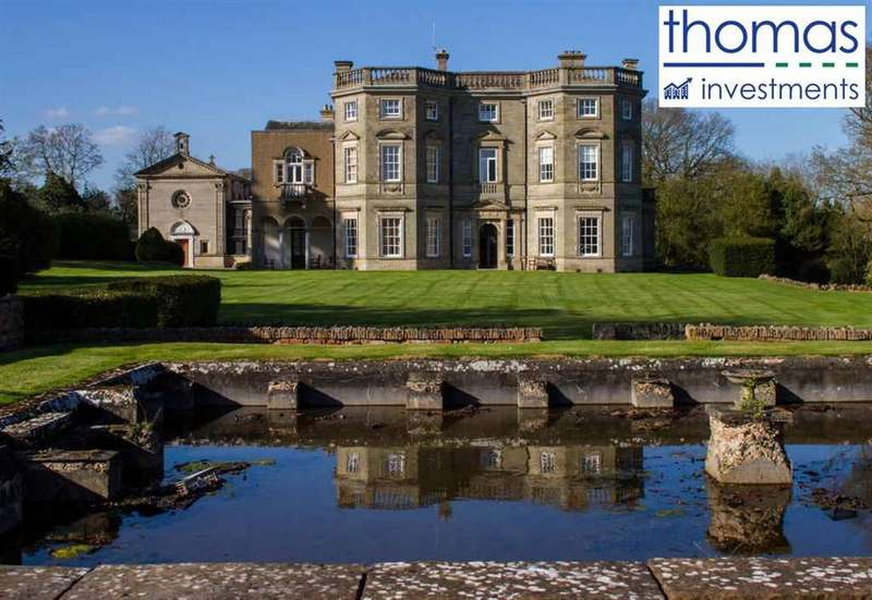 1 Bedroom Apartment Flat for sale in Premium Double Room, Bourton