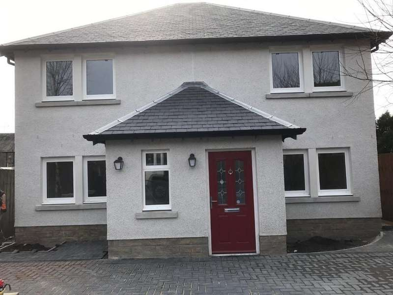 2 Bedrooms Flat for sale in Craigard Road, Callander, Stirling, FK17 8DN
