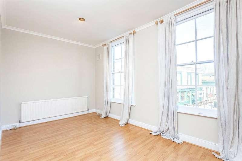 2 Bedrooms Flat for sale in Southgate Road, London, N1
