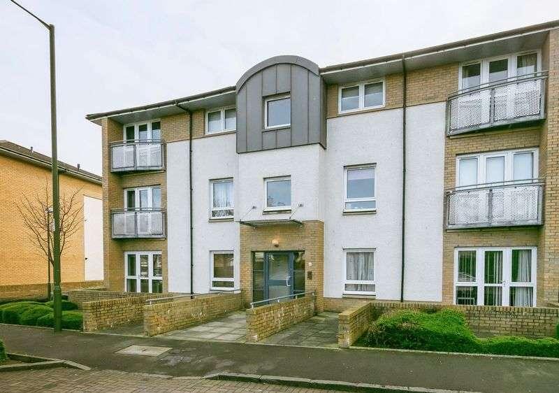 2 Bedrooms Flat for sale in 22/5 Stenhouse Street West, Stenhouse, Edinburgh, EH11 3DX