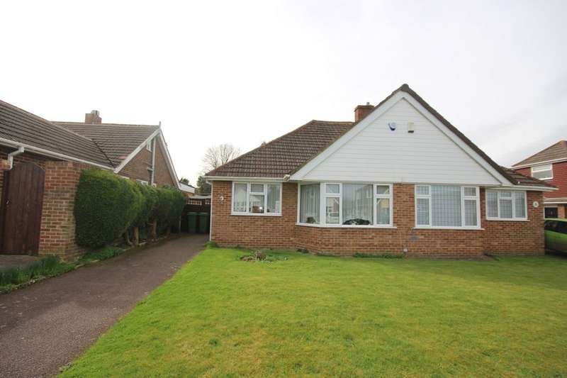 2 Bedrooms Semi Detached Bungalow for sale in OFF QUEENS ROAD, MAIDSTONE