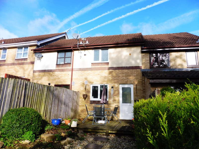 1 Bedroom Terraced House for sale in Clover Court, Ty Canol, Cwmbran