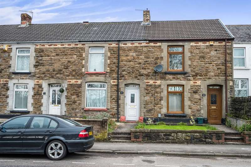 3 Bedrooms Terraced House for sale in Clydach Road, Morriston, Swansea