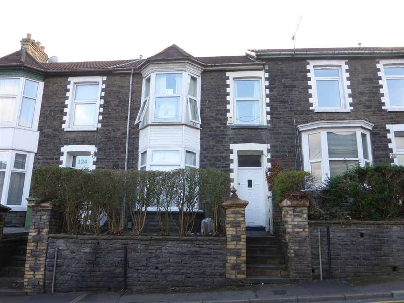 5 Bedrooms Terraced House for sale in Wood Road, Pontypridd