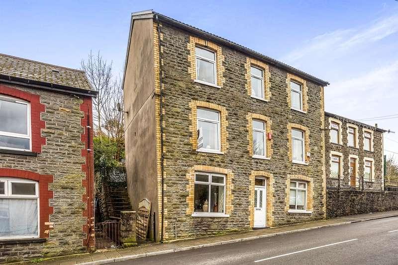 4 Bedrooms Detached House for sale in Coedcae Road, Pontypridd