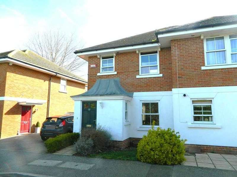 3 Bedrooms Semi Detached House for sale in St. Lawrence Chase, Ramsgate