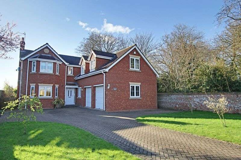 5 Bedrooms Detached House for sale in Marsh Lane, Ryehill