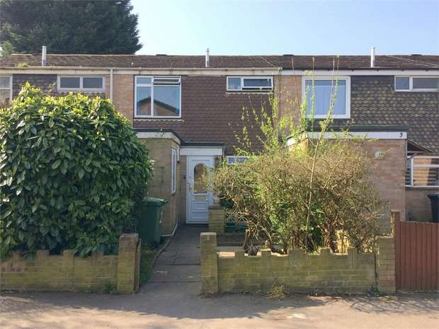3 Bedrooms Terraced House for sale in Crane Court, West Ewell