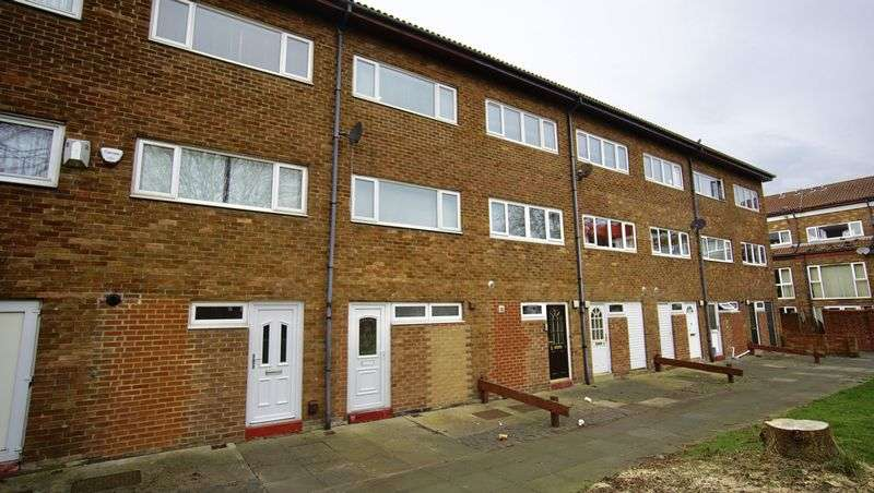 3 Bedrooms Terraced House for sale in LANGHORN CLOSE HEATON