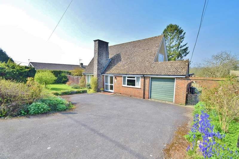 3 Bedrooms Detached House for sale in Kings Worthy