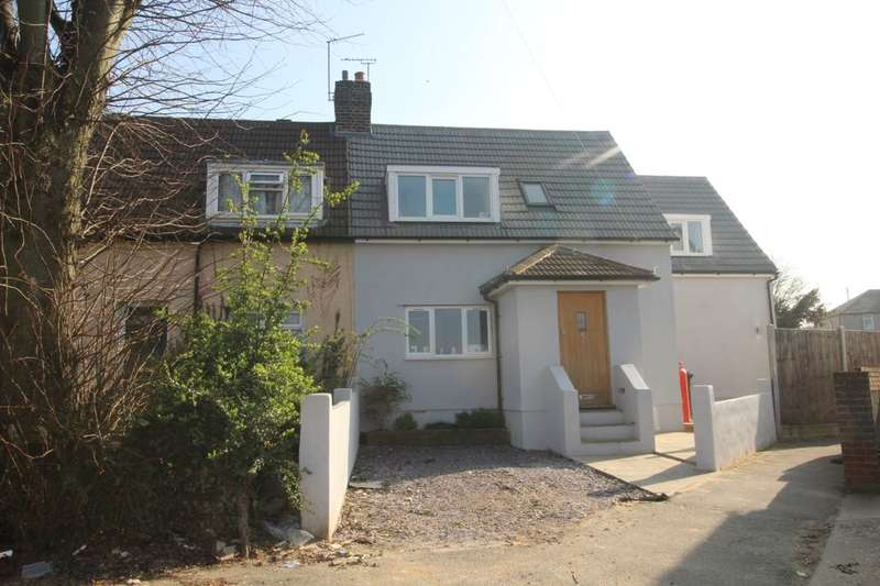 4 Bedrooms Semi Detached House for sale in Myrtle Place, Dartford, DA2