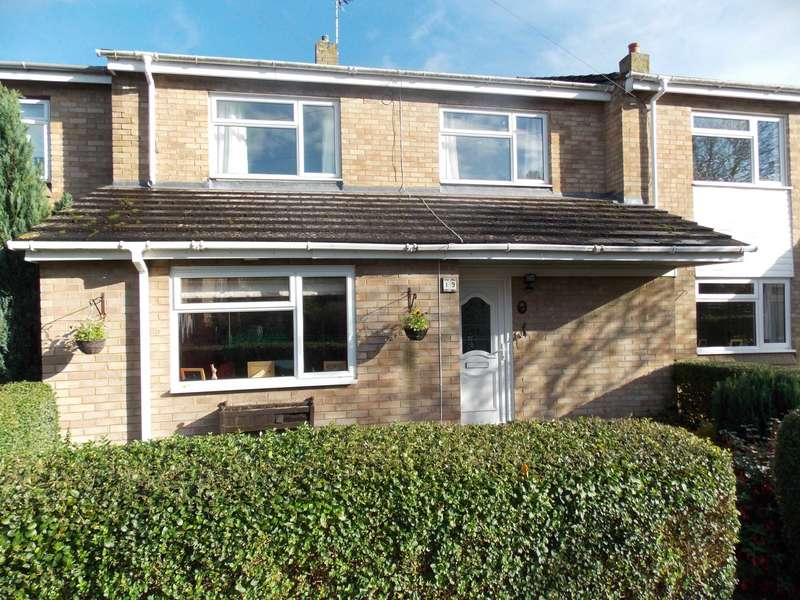 3 Bedrooms Terraced House for sale in Millfield Close, Marsh Gibbon