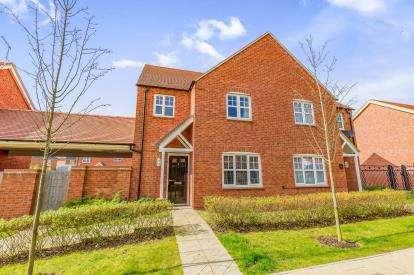 3 Bedrooms Semi Detached House for sale in Einstein Walk, Duston, Northampton, Northamptonshire
