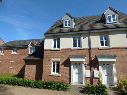 3 Bedrooms Semi Detached House for sale in Lambourne Court, Gwersyllt, Wrexham, Wrecsam, LL11