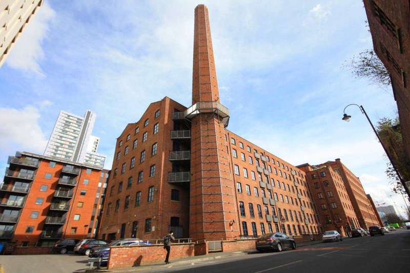 1 Bedroom Apartment Flat for sale in Chorlton Mill, Cambridge Street, Manchester
