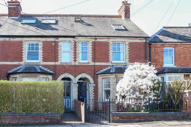 3 Bedrooms Semi Detached House for sale in Wantage Road, Wallingford