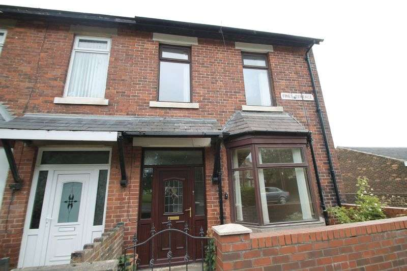 3 Bedrooms Terraced House for sale in 1 Fines Terrace, Stanley, DH9 8QP