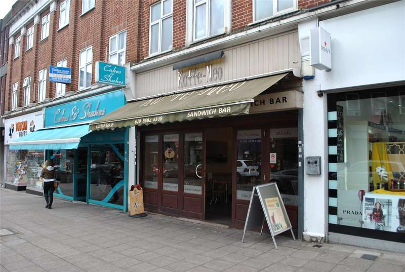 Retail Property (high Street) Commercial for sale in Chase Side, London, N14