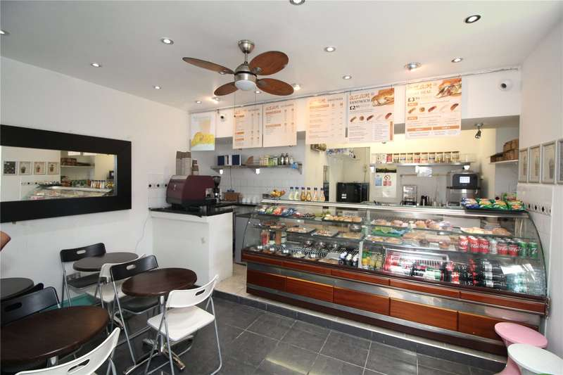 Retail Property (high Street) Commercial for sale in Hornsey Road, Hornsey, London, N7