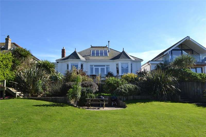 4 Bedrooms Detached Bungalow for sale in Riviere Towans, Hayle