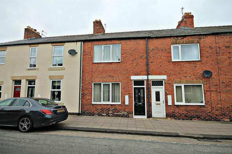 3 Bedrooms Terraced House for sale in Durham Road, Esh Winning, Durham