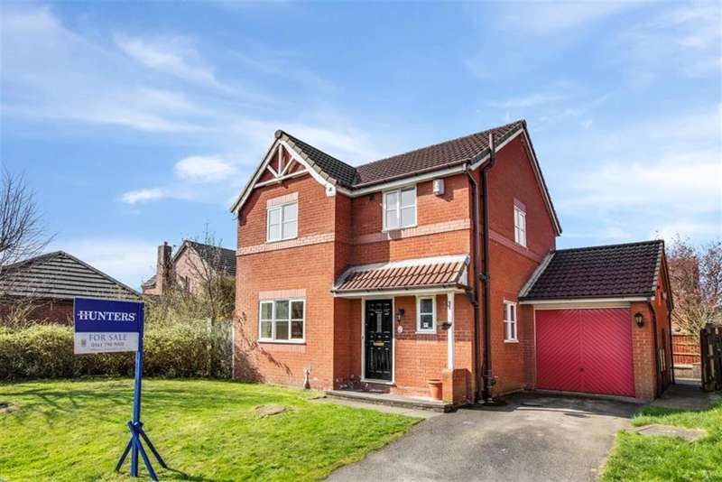 3 Bedrooms Detached House for sale in Goodshaw Road, Worsley, Manchester, M28 7GJ