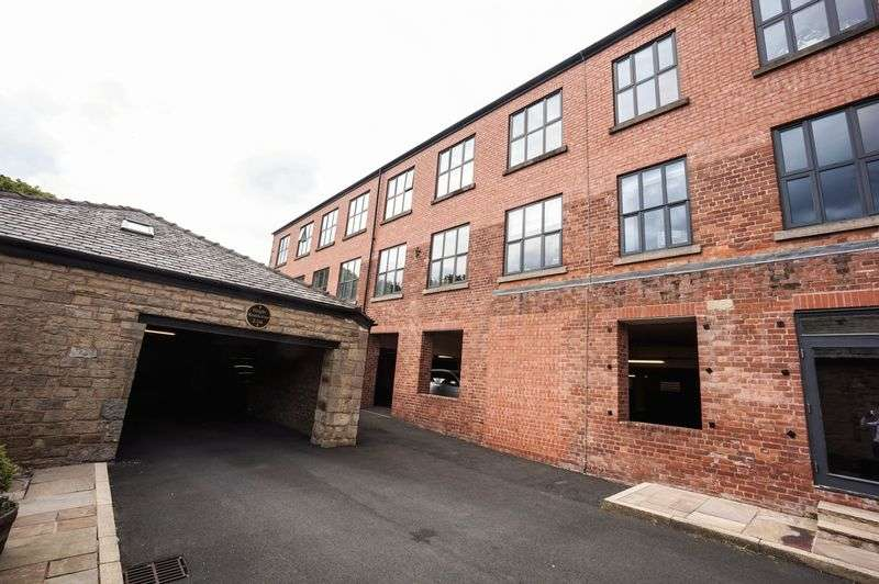 2 Bedrooms Flat for sale in Kiers Court, Horwich