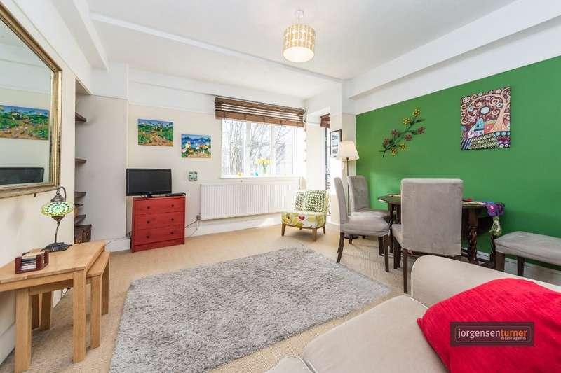 1 Bedroom Flat for sale in Kilburn Gate, Kilburn Priory, London, NW6 5NE