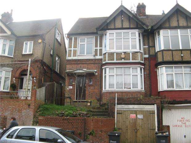 2 Bedrooms Apartment Flat for sale in Ashburnham Road, Luton