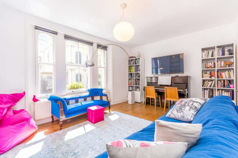 3 Bedrooms Flat for sale in Little Russell Street, Bloomsbury, WC1A