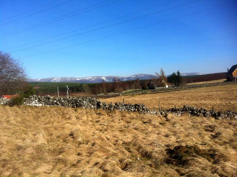 Land Commercial for sale in By Kingussie, PH21 1NY