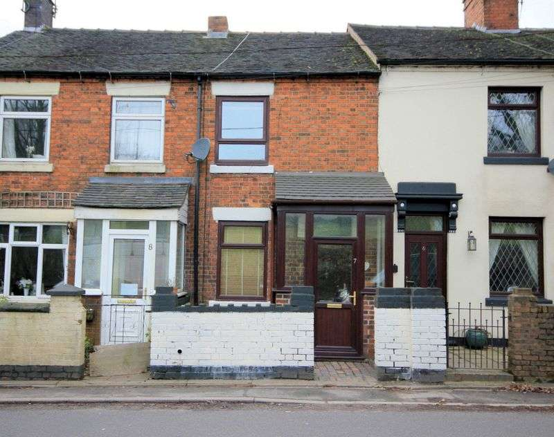 2 Bedrooms Terraced House for sale in Stone Road, Rough Close