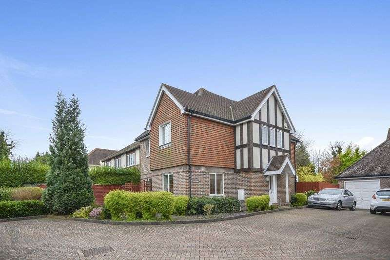 4 Bedrooms Detached House for sale in Birch Close, Banstead