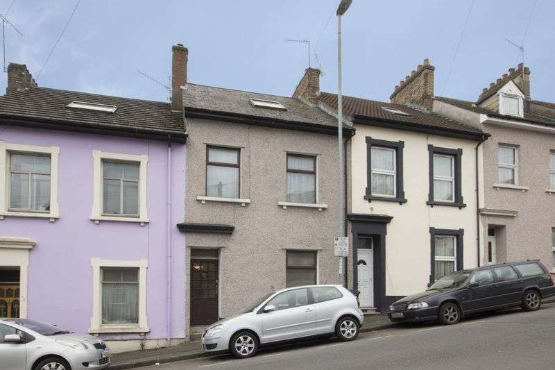 4 Bedrooms Terraced House for sale in Caerau Road, Newport