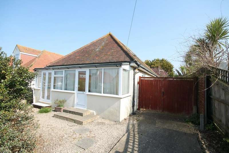3 Bedrooms Detached Bungalow for sale in Lancing Park, Lancing, BN15 8RF