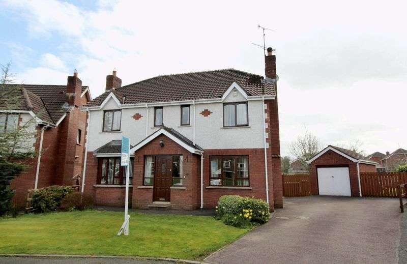 6 Bedrooms Detached House for sale in 34 Heron Wood, Dromore