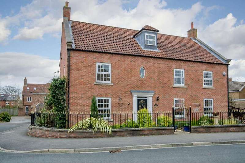 6 Bedrooms Detached House for sale in Spruce Cottage, Gill Croft Court, Easingwold