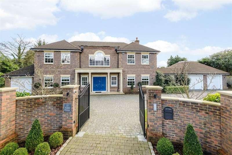 5 Bedrooms Detached House for sale in Camp Road, Gerrards Cross, Bucks