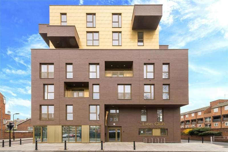 1 Bedroom Flat for sale in Pitfield Street, Islington, London