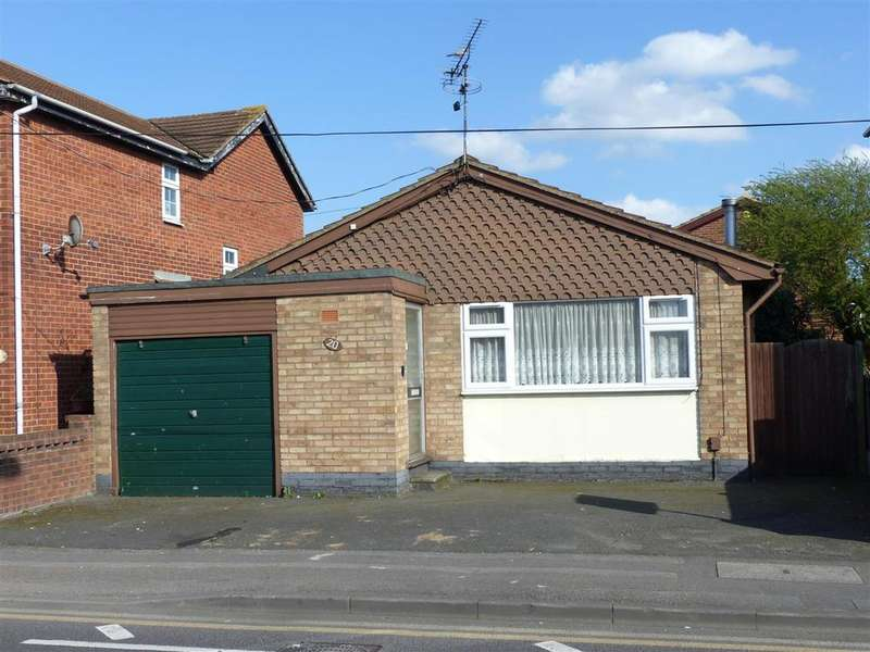 1 Bedroom Detached Bungalow for sale in Elder Tree Road, Canvey Island