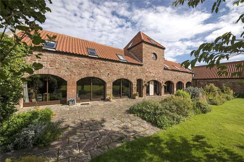 4 Bedrooms Barn Conversion Character Property for sale in Lowick, Berwick Upon Tweed