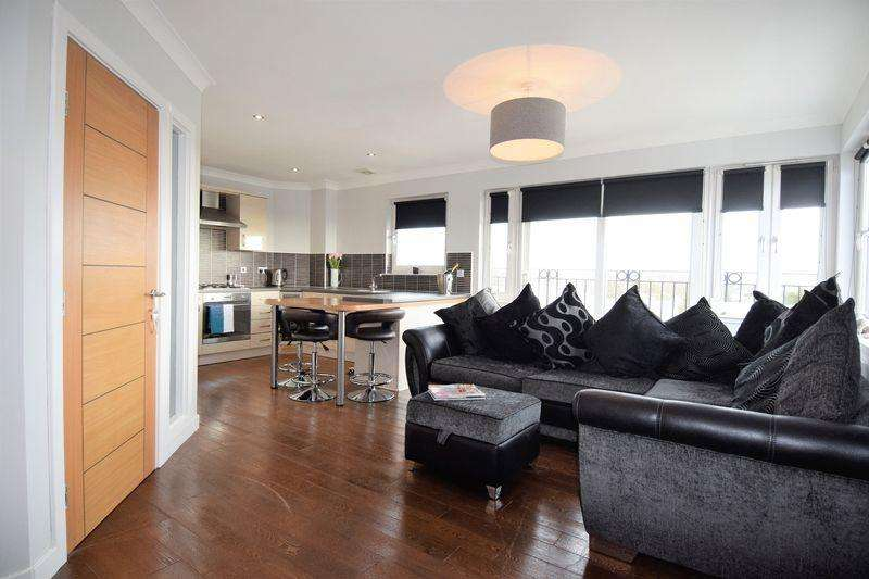 2 Bedrooms Apartment Flat for sale in 18 Davie Sneddon Way, Kilmarnock, KA1 1AD
