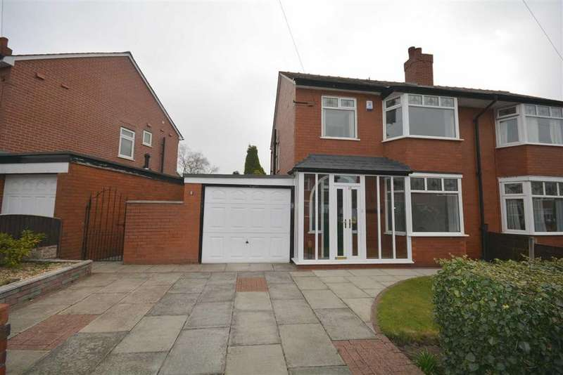 3 Bedrooms Semi Detached House for sale in Heyes Road, Orrell, Wigan, WN5